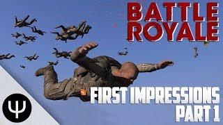 getlinkyoutube.com-ARMA 3: Battle Royale Mod — First Impressions — Part 1 — Tower Troubles!