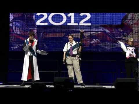 Anime Boston 2012 Cosplay Chess - Part 1 of 2 - 1080p HD
