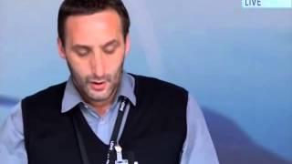 Jalsa Salana London 2014 govor Mustafe Alajbegovića kao počasnog gosta