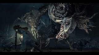 getlinkyoutube.com-Bloodborne Ludwig The Accursed  The Old Hunters DLC Boss Fight Solo Melee Only