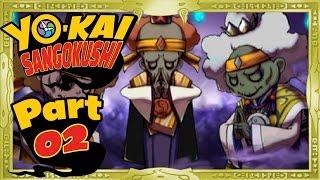 getlinkyoutube.com-Yo-kai Sangokushi - Part 2 | Chapter 2 + Giveaway! [USApyon Story Gameplay]