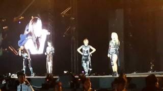 2NE1 in myanmar