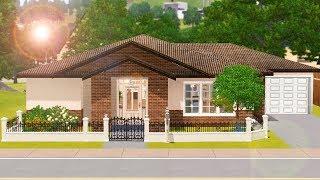 getlinkyoutube.com-Sims 3 Speed Build - Woodgrove Endulgance