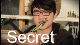 getlinkyoutube.com-How Lars Andersen Speed Shoots Arrows - New Stunt Archery