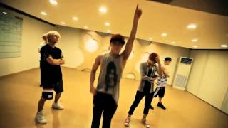 getlinkyoutube.com-Beast 'Beautiful Night' mirrored Dance Practice
