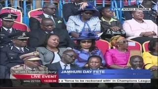 getlinkyoutube.com-President Uhuru Kenyatta's Full Speech during 2015 Jamhuri Day Celebrations