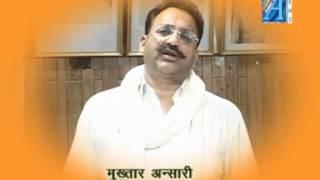 getlinkyoutube.com-Mukhtar Ansari MLA Mau Report by Mr Roomi Siddiqui Senior Reporter  ASIAN TV NEWS