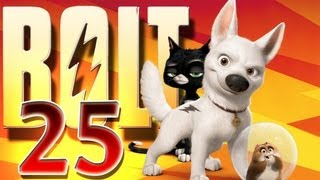 getlinkyoutube.com-Disney's Bolt Game Walkthrough Part 25 (PS3, X360, Wii, PS2, PC)