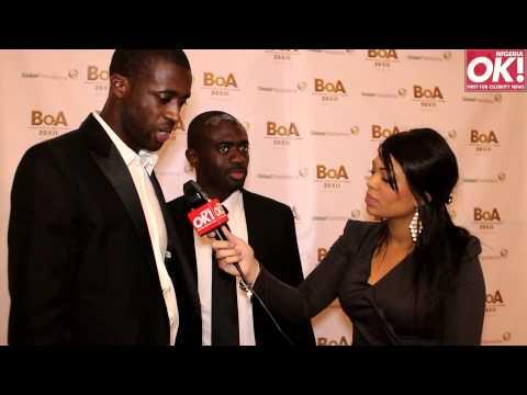 Britian's Best Of Africa Awards 2012 - OK! Nigeria TV