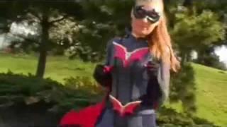getlinkyoutube.com-Batgirl vs Joker (second version)