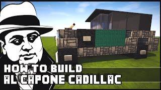getlinkyoutube.com-► Minecraft : How to Make - Cadillac
