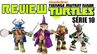 getlinkyoutube.com-Review coleção das Tartarugas Ninja Nickelodeon - série 10