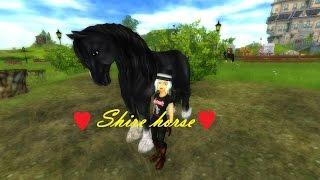 getlinkyoutube.com-Star Stable -  Shire Horse!