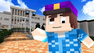 YANDERE - SCHOOL FIGHT! (Minecraft Roleplay) #4