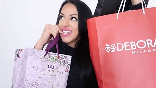 getlinkyoutube.com-😱💄SOMMERSA DAI TRUCCHI! MEGA HAUL E SWATCH😱💄