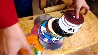 How to Make A Phone Cover from Old CDs - Nokia Lumia 1020