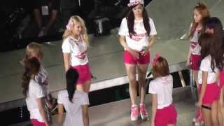 130721 SNSD World TOUR In Taiwan - ITNW