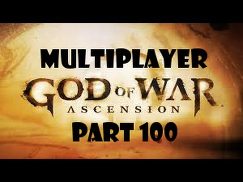 God Of War Ascension Multiplayer Part 100 ~ 2v2 ~ Best Of 3