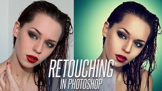 getlinkyoutube.com-Photoshop CC Retouching -  معالجة صور البورتريه و تنعيم البشره