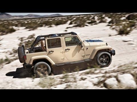 JEEP Wrangler Mojave (2011)