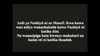 152- Sikiliza Qur-aan Na Mawaidha Na Sio Anashiyd - 'Allaamah al-Fawzaan