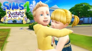 getlinkyoutube.com-Toddler Takeover! | Sims 4 Rugrats Ep.1