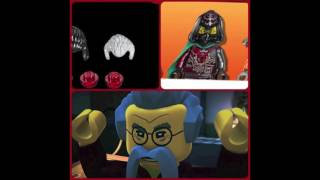 getlinkyoutube.com-Dr Saunders Is A Villain in Hands of Time! (Ninjago 2017)