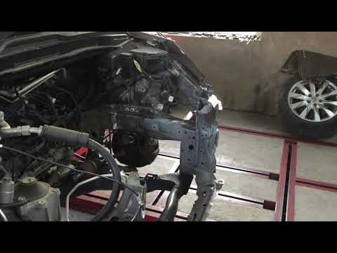Honda CRV Нескладний удар