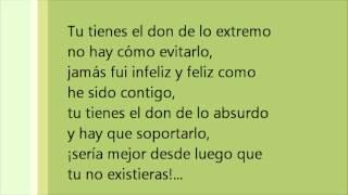 getlinkyoutube.com-Si tu no existieras - Ricardo Arjona (con letra)