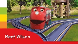 getlinkyoutube.com-Meet Chuggington's US Playful Wilson NEW character montage