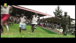 getlinkyoutube.com-KWS Recruitment: 10 Youths Make The Cut