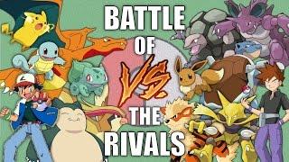 getlinkyoutube.com-Battle of the Rivals #1 (Ash vs Gary) - Pokemon Battle Revolution (1080p 60fps)
