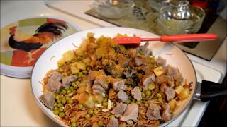 getlinkyoutube.com-اكلات عراقية ام زين -برياني لحم-