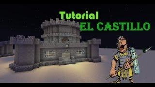 getlinkyoutube.com-Minecraft: Tutorial castillo pequeño