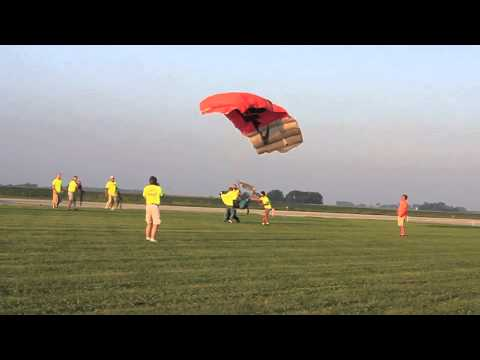 Jay Stokes: A Skydiving World Record Attempt ~ September 5, 2014
