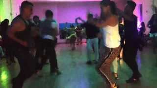 getlinkyoutube.com-Mira & Danilo on2 social dance at iFreestyle student appreciation social