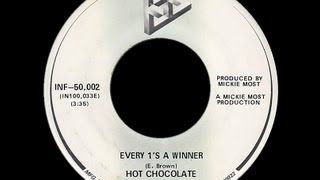 getlinkyoutube.com-Hot Chocolate ~ Every 1's A Winner 1978 Disco Purrfection Version