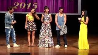 getlinkyoutube.com-Kuwar Amar, Charlie, Alisha & Yuvraj at Sneha's SKI Summer Dance Quest