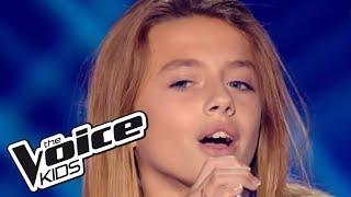 getlinkyoutube.com-The Voice Kids 2014 | Victoria - Babooshka (Kate Bush) | Blind Audition