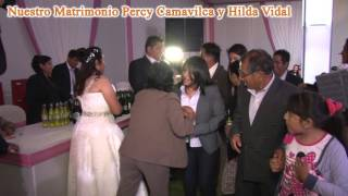 getlinkyoutube.com-¨Amantes de Huancayo¨ Matrimonio Hilda Vidal y Percy Camavilca 2015