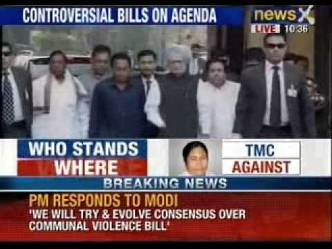 Govt will seek broad based consensus on all issues : PM - NewsX