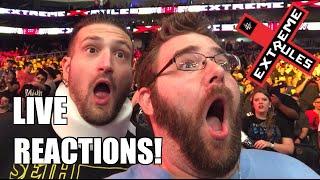 getlinkyoutube.com-INSANE LIVE REACTIONS TO WWE EXTREME RULES 2016 PPV