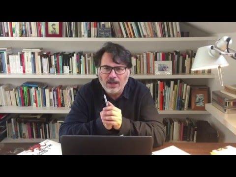 Daniel Solana presenta el libro Desorden