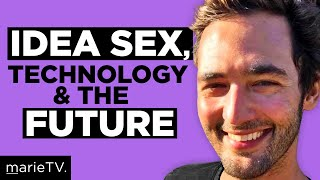 getlinkyoutube.com-Jason Silva & Marie Forleo on Idea Sex, Technology & The Future