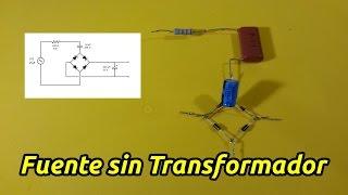 getlinkyoutube.com-Fuente de Voltaje sin Transformador