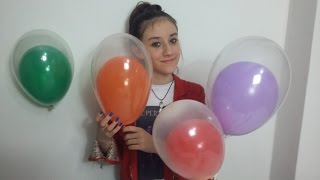 getlinkyoutube.com-Como Colocar um Balão Dentro do Outro Para Festas de Aniversário .