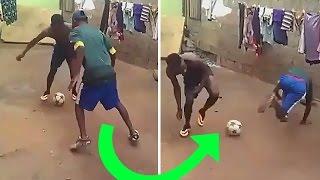 getlinkyoutube.com-BEST SOCCER FOOTBALL VINES - GOALS, FAILS, SKILLS 😂#32