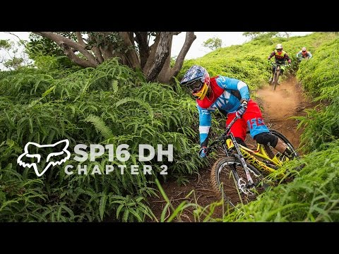 Spring 2016 DH FLEXAIR Intro Featuring Steve Smith, Mark Wallace and Connor Fearon