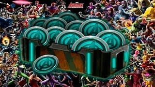 getlinkyoutube.com-Como conseguir/farmear Puntos de comando fácil I Marvel Avengers Alliance