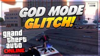 GTA 5 God Mode Glitch: INSANE FULL GOD MODE GLITCH On GTA 5 Online!